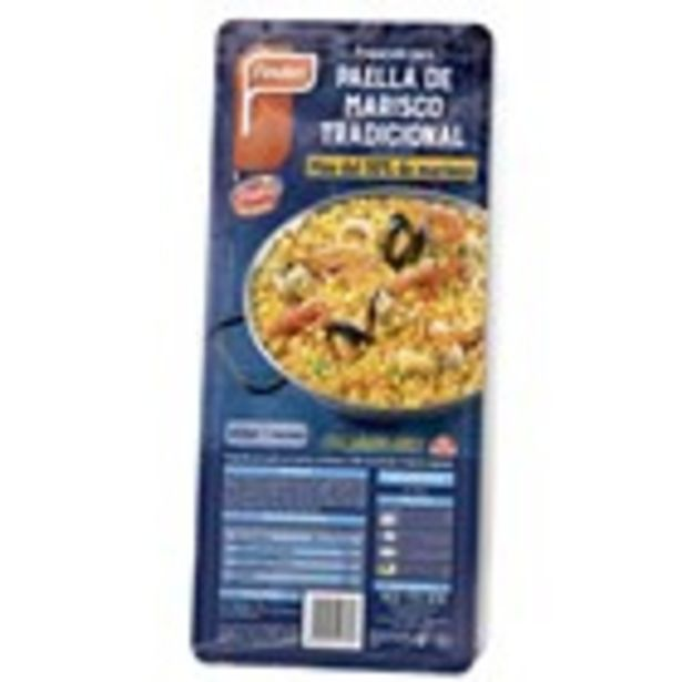 Oferta de Paella de marisc FINDUS, 400 grams por 4,15€