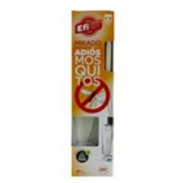 Oferta de Insecticida varetes mosquits EFI PROTECT, 40 ml por 2€