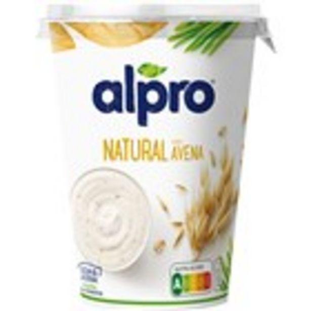 Oferta de Iogurt amb civada ALPRO, 500 grams por 1,49€