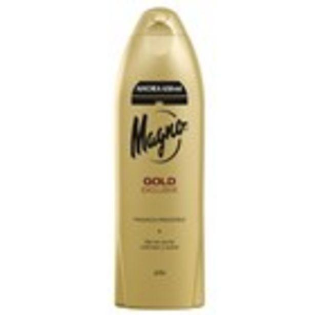 Oferta de Gel MANGO gold, 650 ml por 2,49€