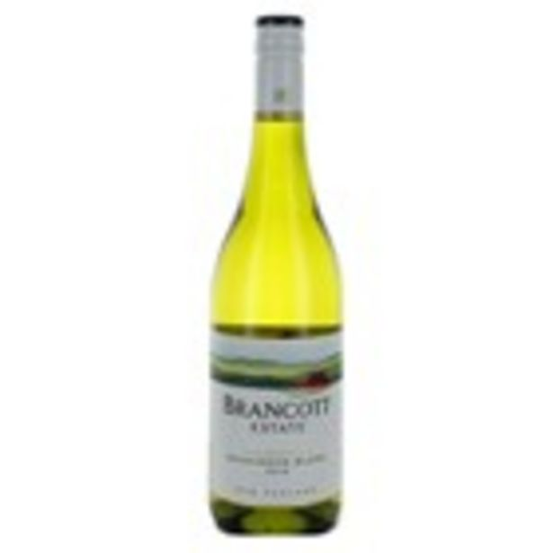 Oferta de Vi blanc sauvignon Nova Zelanda BRANCOTT STATE,ampolla 75 cl por 7€