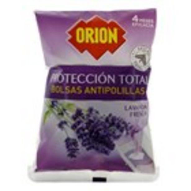 Oferta de Antiarna lavanda ORION, 20 boles 1,25 grams por 2,15€