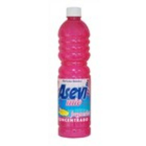 Oferta de Netellador terra concentrat ASEVI mio, ampolla 1 litre por 1,69€