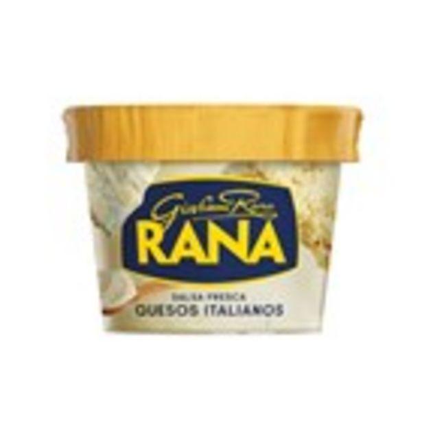 Oferta de Salsa fresca parmigiano reg. RANA, envàs 180 grams por 1,49€