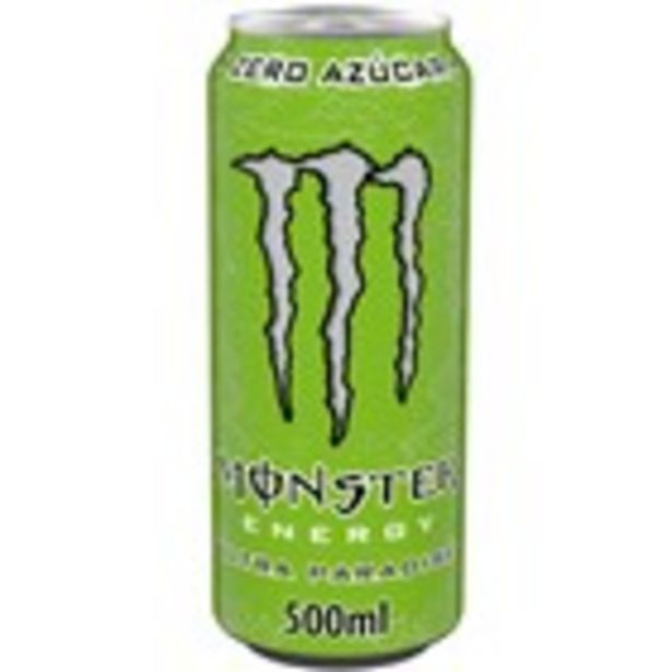 Oferta de Beguda ultra paradise MONSTER llauna 500 ml por 1,15€
