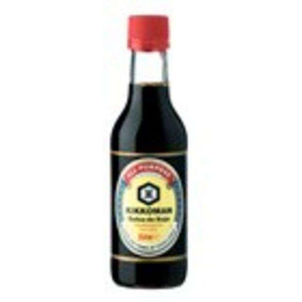 Oferta de Salsa de soia KIKKOMAN, ampolla 250 ml por 2,99€