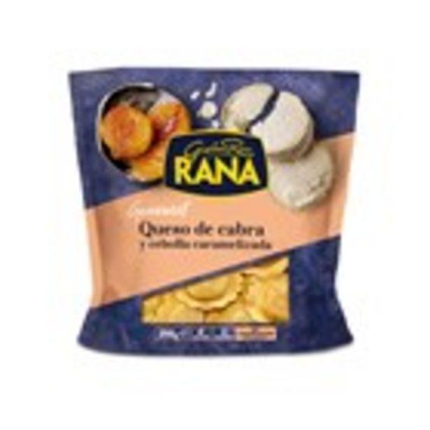 Oferta de Girasoli de formatge de cabra/ceba caramelitzada RANA, 250g por 2,61€