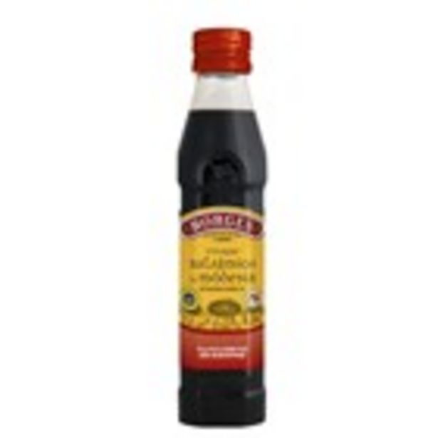 Oferta de Vinagre balsàmic de Mòdena BORGES, ampolla 250 ml. por 1,42€