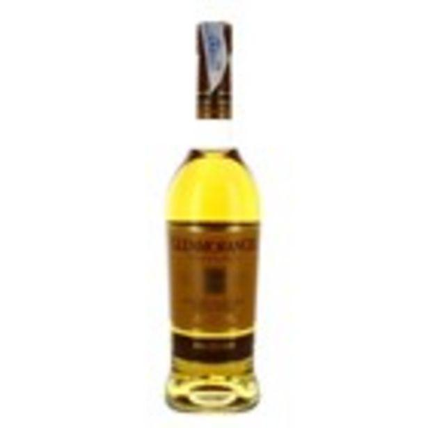 Oferta de Whisky escocès de malta GLENMORANGIE, ampolla 70 cl por 29,89€