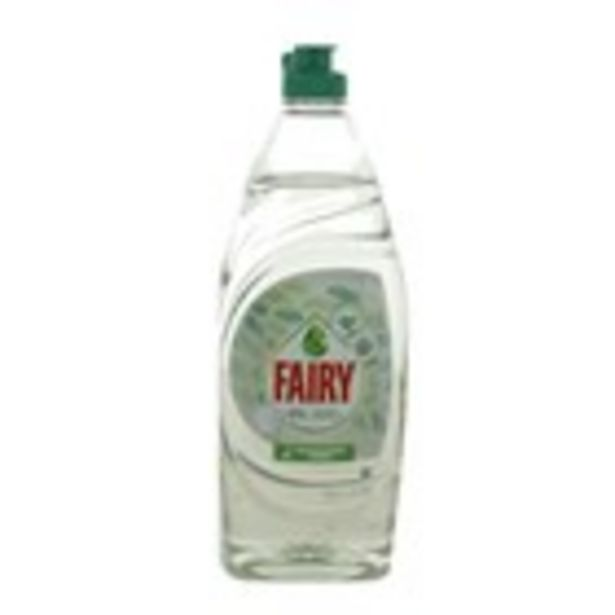 Oferta de Rentavaixelles FAIRY 0%, 650 ml por 1,99€