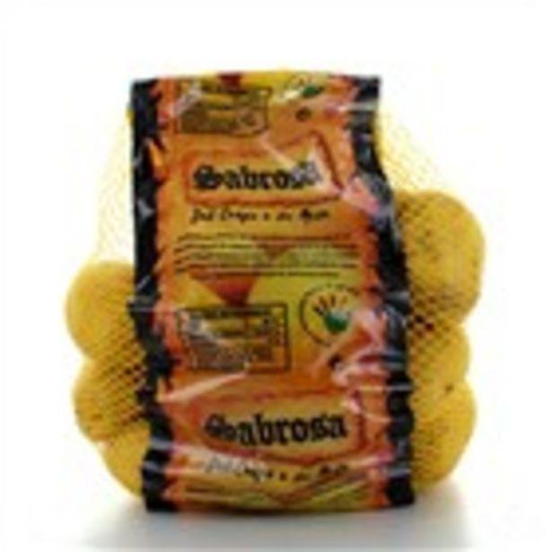 Oferta de Patata per bullir, bossa 3 quilos por 1,99€
