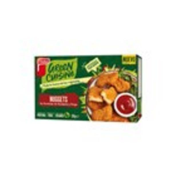 Oferta de Nuggets green cuisine vegans FINDUS, 250 grams por 3,49€