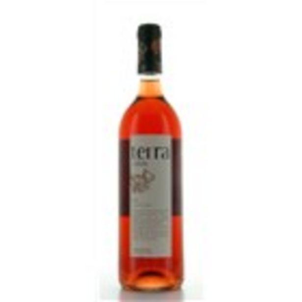 Oferta de Vi rosat TERRA d.o Catalunya, ampolla 750 ml por 2,44€