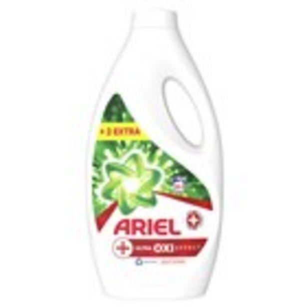 Oferta de Detergent líquid ultra oxy ARIEL 25 mesures, 1.375 litres por 5,79€