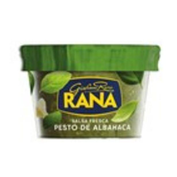 Oferta de Salsa fresca pesto RANA, terrina 140 grams por 1,49€