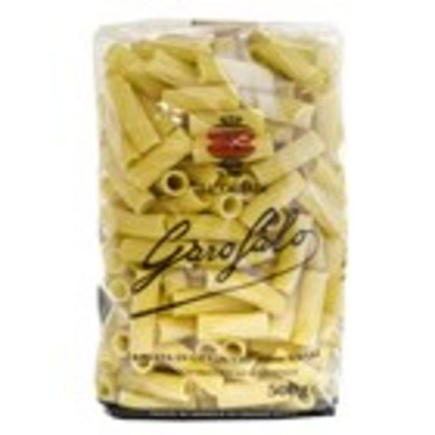 Oferta de Pasta helicoïdal GAROFALO, paquet 500 grams por 1,12€