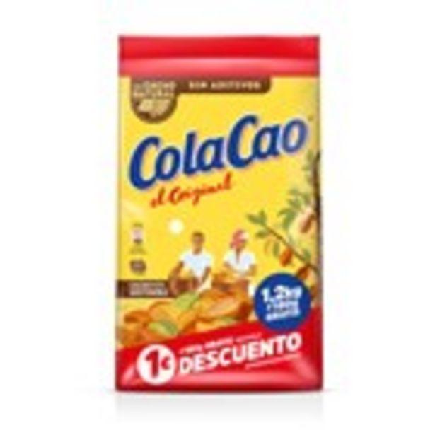 Oferta de Cacau soluble COLA CAO, bossa 1.2 kg por 5,99€