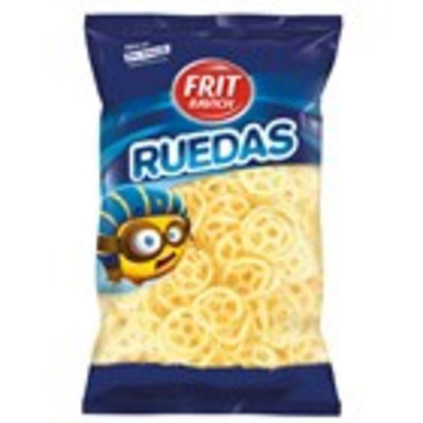 Oferta de Rodes de patata FRIT RAVICH, bossa 85 grams por 0,79€