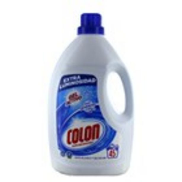 Oferta de Detergent blau gel COLON, 40 dosis 2,34 l por 6,79€