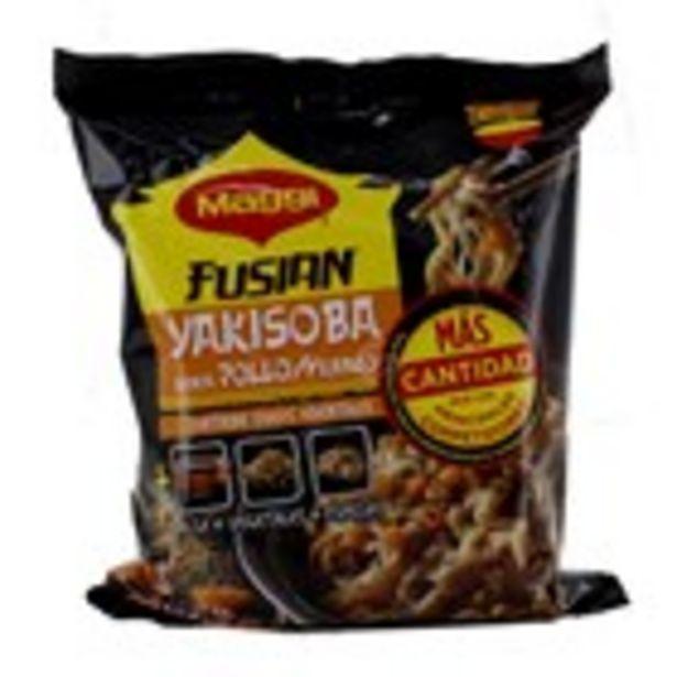 Oferta de Yakisoba sabor pollastre MAGGI, 120 grams por 1,14€