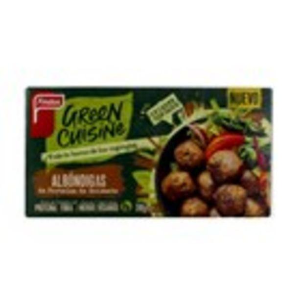 Oferta de Mandonguilles green cusine vegana FINDUS, 240 grams por 2,99€