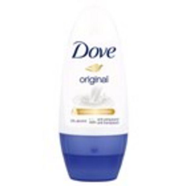 Oferta de Desodorant DOVE, roll-on 50 ml. por 1,5€