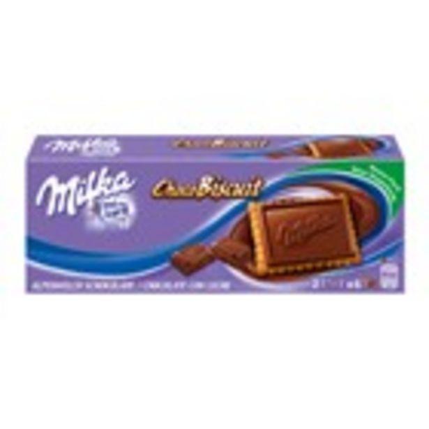 Oferta de Galetes de xocolata amb llet MILKA, paquet 150 grams por 1,95€