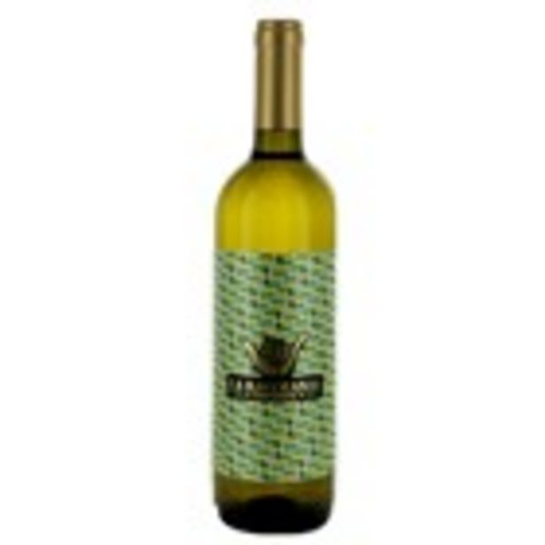 Oferta de Vi blanc D.O Terra Alta LA BACCHANAL, ampolla 75 cl por 4,06€