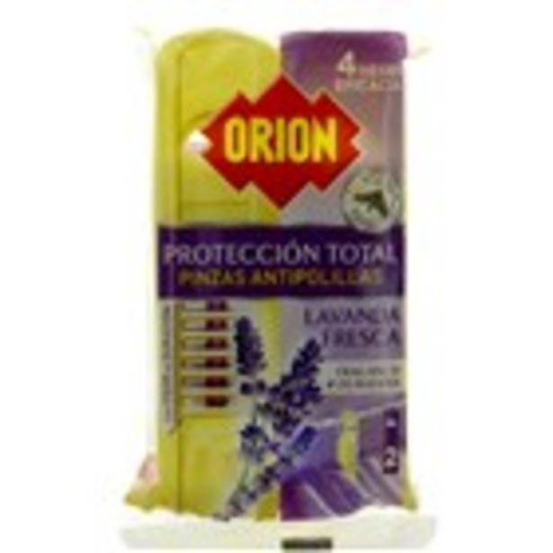 Oferta de Antiarnes en pinça ORION, 1 unitat 100 grams por 1,99€