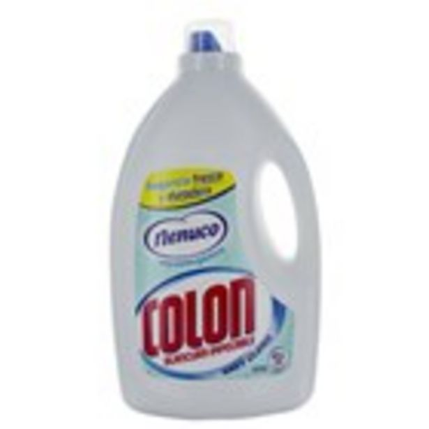 Oferta de Detergent gel Nenuco COLON, 31 dosis por 4,99€