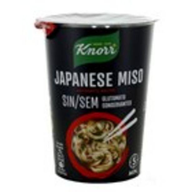 Oferta de Sopa miso KNORR, pot 56 grams por 1,29€