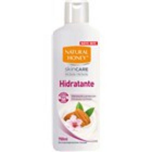 Oferta de Gel de bany hidratant NATURAL HONEY Revlon, ampolla 750 ml. por 1,85€