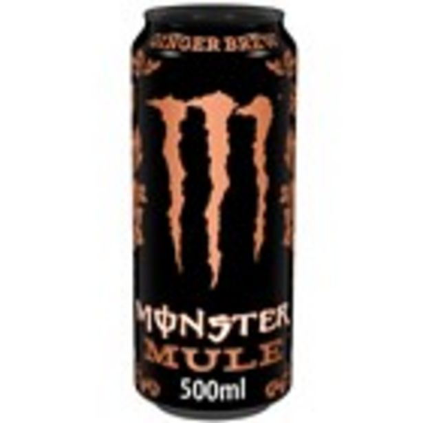 Oferta de Beguda MONSTER mule, 500 ml por 1,15€