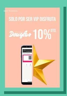Oferta de Perfumería Douglas por