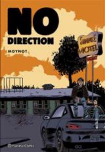 Oferta de Moynot, Emmanuel No Direction (Novela gráfica) por 22€