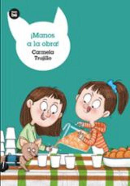 Oferta de Fernández, Carmela ¡Manos a la obra! por 8€