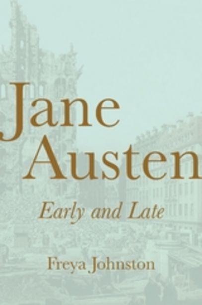Oferta de Johnston, Freya Jane Austen, Early and Late por 31,4€