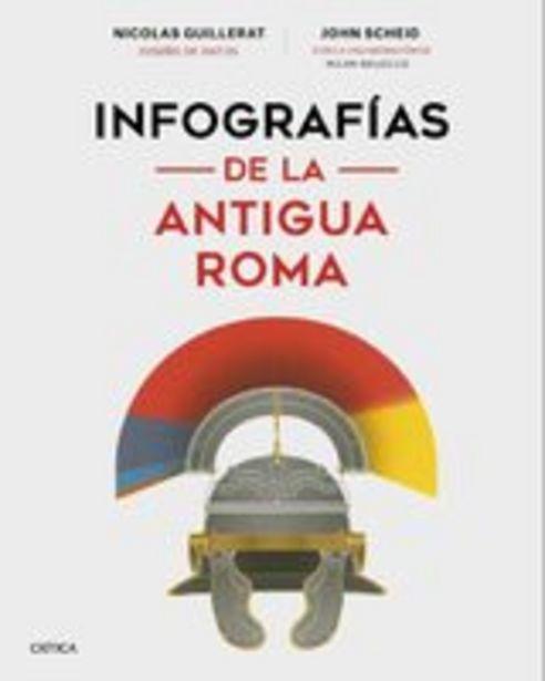 Oferta de Guillerat, Nicolas Infografías de la antigua Roma por 24,9€