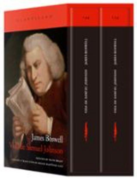 Oferta de Boswell, James  Vida de Samuel Johnson por 60€