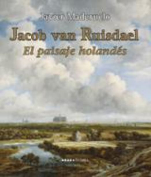 Oferta de Maderuelo, Javier Jacob van Ruisdael: El paisaje holandés por 28€