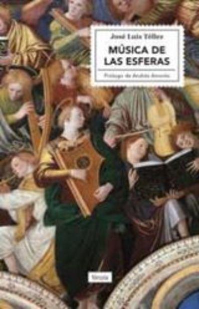 Oferta de Téllez, José Luis Música de las esferas por 15,5€