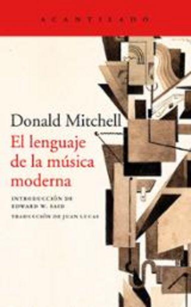 Oferta de Mitchell, Donald El lenguaje de la música moderna por 18€