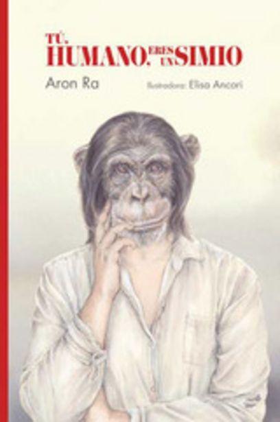 Oferta de Ra, Aron Tú, humano, eres un símio por 14,95€