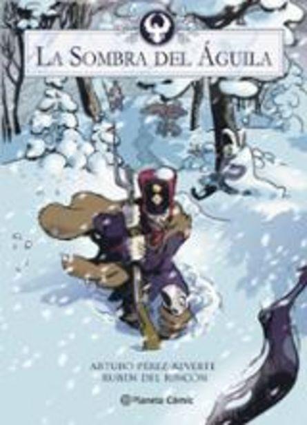 Oferta de Pérez-Reverte, Arturo  La sombra del águila (novela gráfica) por 16,95€