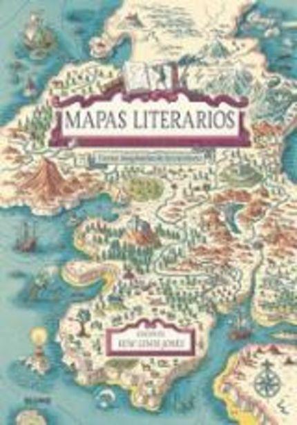 Oferta de Mapas literarios: tierras imaginarias de los escritores por 29,9€
