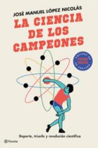 Oferta de López Nicolás, José Manuel La ciencia de los campeones por 17,9€