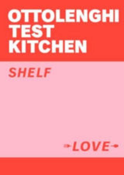 Oferta de Ottolenghi, Yotam Ottolenghi Test Kitchen: Shelf Love por 28€