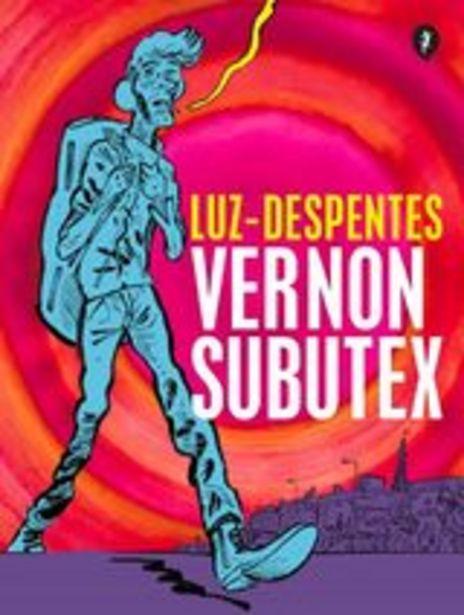 Oferta de Despentes, Virginie Vernon Subutex (novela gráfica) por 32€