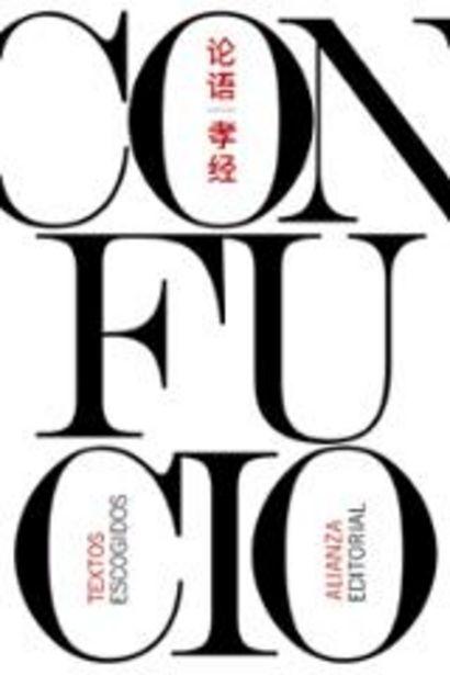 Oferta de Confucio Textos escogidos por 10,3€