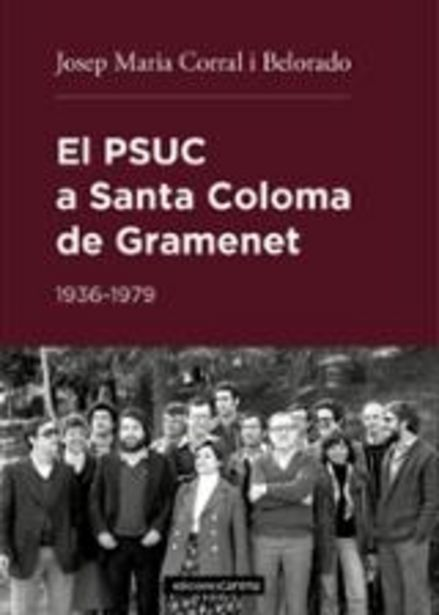 Oferta de Corral i Belorado, Josep Maria El PSUC a Santa Coloma de Gramenet por 18€